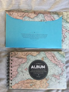Travel and holiday album